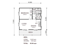 Two Bedroom Granny Flat Floor Plans Kit Home Designs U0026 Floor Plans