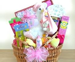 baby shower baskets baby shower gift basket ideas image of big baby shower gift