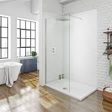 No Shower Door Clocks Glass Walk In Shower Doors Walk In Showers Without Doors