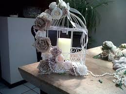 birdcages for wedding decorations birdcage wedding centerpieces with flowers