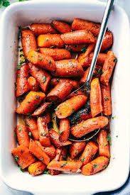 roasted brown butter honey garlic carrots the recipe critic