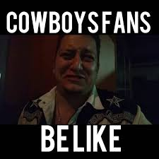 Cowboys Fans Be Like Meme - cowboys fans be like spanish youtube