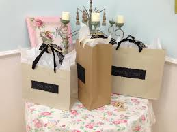 bridal shower gift bags carrie s tea party bridal shower type k productions