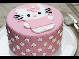 gateau d anniversaire herve cuisine cake design ép 3 gâteau hello trop choux garni au nutella