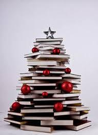 Christmas Book Ornaments - my mom u0027s christmas book tree hey i like this pinterest