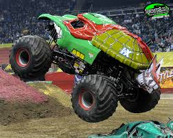 teenage mutant ninja turtle international monster truck museum