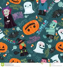 pics of happy halloween happy halloween seamless wallpaper pattern stock vector image