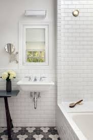 bathroom wall tile design ideas 16 best beveled subway tile images on beveled subway