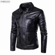 top motorcycle jackets compare prices on leather motorcycle jackets men black online