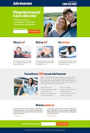 quote box html cheap auto insurance free quote lead capture converting landing