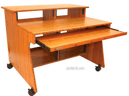Small Recording Studio Desk Solid Wood Studio Rack Furniture Gallery Jamracks Com