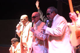 Amazing Grace Blind Boys Of Alabama All The Pieces Come Together For A Rousing Celebration Of Black
