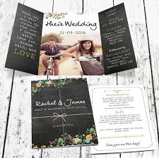 wedding invitations with pictures wedding invitation ideas with photos vertabox