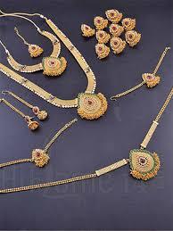 bridal set for rent rent or buy antique multicolor bridal set carry the