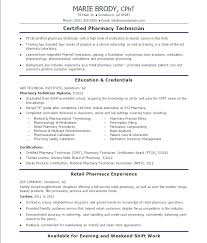 pharmacy technician resume pharmacy technician resume imcbet info