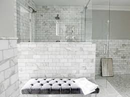 the best bathroom shower combo 23840 bathroom ideas elegant marble tile bathroom and shower combination image 7 of 16