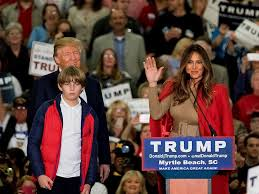 stumpin trumps melania expected to hit caign trail for husband