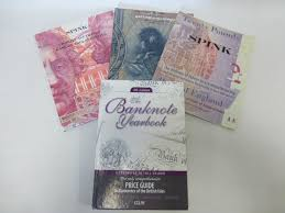 banknote yearbook three spink banknote auction catalogues the banknote