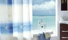 Beachy Shower Curtains Beachy Shower Curtains Interesting Shower Curtains Theme