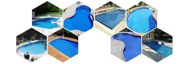 shapes of pools inground swimming pool kits steel pool kits polymer pool kits