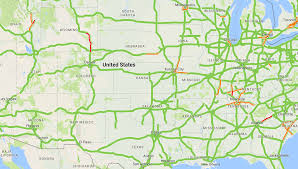 Orlando Traffic Map by Technology News