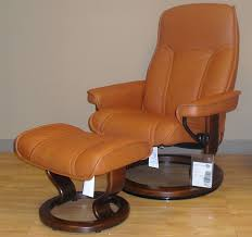 Leather Reclining Chairs Ekornes Stressless Governor And Senator Recliner Chair Lounger