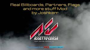 Flags And More Assetto Corsa Real Billboards And Stuff For All Kunos Tracks 1 0