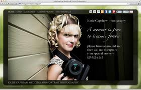photographers websites photography website design online portfolio exles by big