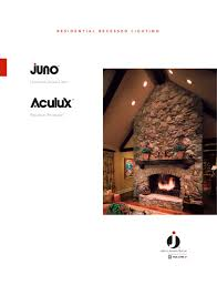 juno led recessed lights juno and aculux residential recessed lighting juno pdf