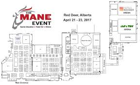 2017 red deer floor plan the mane event red deer ab