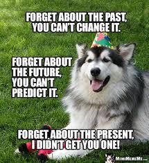 Happy Birthday Dog Meme - funny dog tells birthday jokes happy birthday from dog pg 2