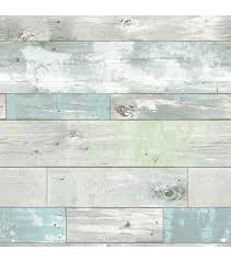 peel and stick vinyl wallpaper wallpops nuwallpaper peel stick beachwood joann
