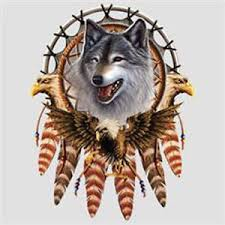 eagle wolf dreamcatcher t shirt all sizes and colors ebay