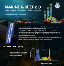 led strip lights marine fluval a3993 sea marine u0026 reef led 2 0 aquarium light 24