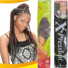 how to style xpressions hair x pression braid extension 82inch long 165g yaki curl braid