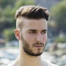 2015 boys popular hair cuts undercut hairstyle for men