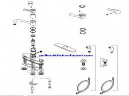 4 moen single handle shower faucet diagram single handle kitchen