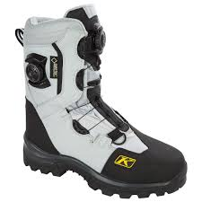 womens snowmobile boots canada product review klim adrenaline gtx boa boot snowest magazine