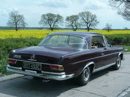 mercedes owners uk for sale mercedes w111 250se coupe two owners 1965