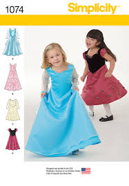 simplicity halloween costume patterns pattern for disney fairies costumes for toddlers children