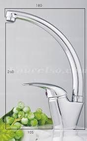 high quality kitchen faucets high quality new design and fashionable swan kitchen faucet f18004