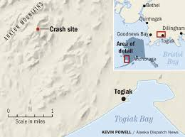 Alaska Air Route Map by Ravn Flight In Fatal Southwest Alaska Crash Was Flying Bypass Mail