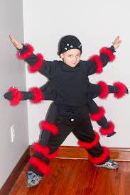 Childrens Spider Halloween Costume Diy Spider Costume Kids Diy Halloween Costume