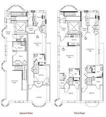 House Plans With Elevators Brownstones At Diamond Street