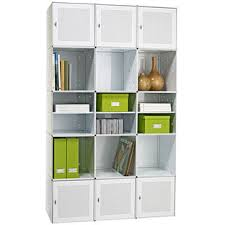 White Cube Bookcase White Cube Shelves The Container Store