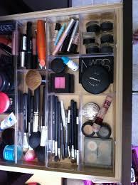 how i organize u0026 store my makeup veronika u0027s blushing