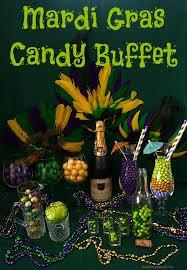 mardi gras candy mardi gras candy buffet sweet simple stuff