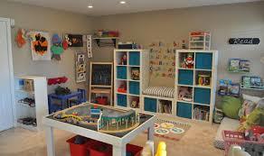 Playrooms Gorgeous 90 Kids Playroom Storage Design Decoration Of Best 25