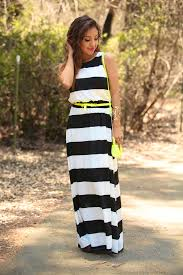 target black and white striped dress oasis amor fashion