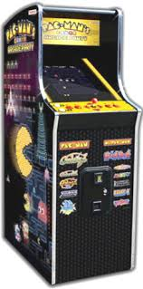 Ms Pacman Cabinet Ms Pac Man Pac Man Aand Galaga Video Arcade Machines For Sale